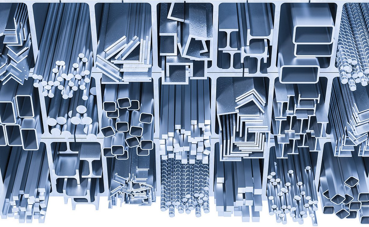 acumaster's standard aluminum profiles
