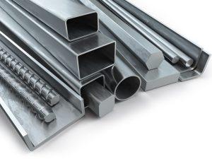 Square aluminum profile