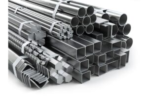 A variety of aluminum profiles
